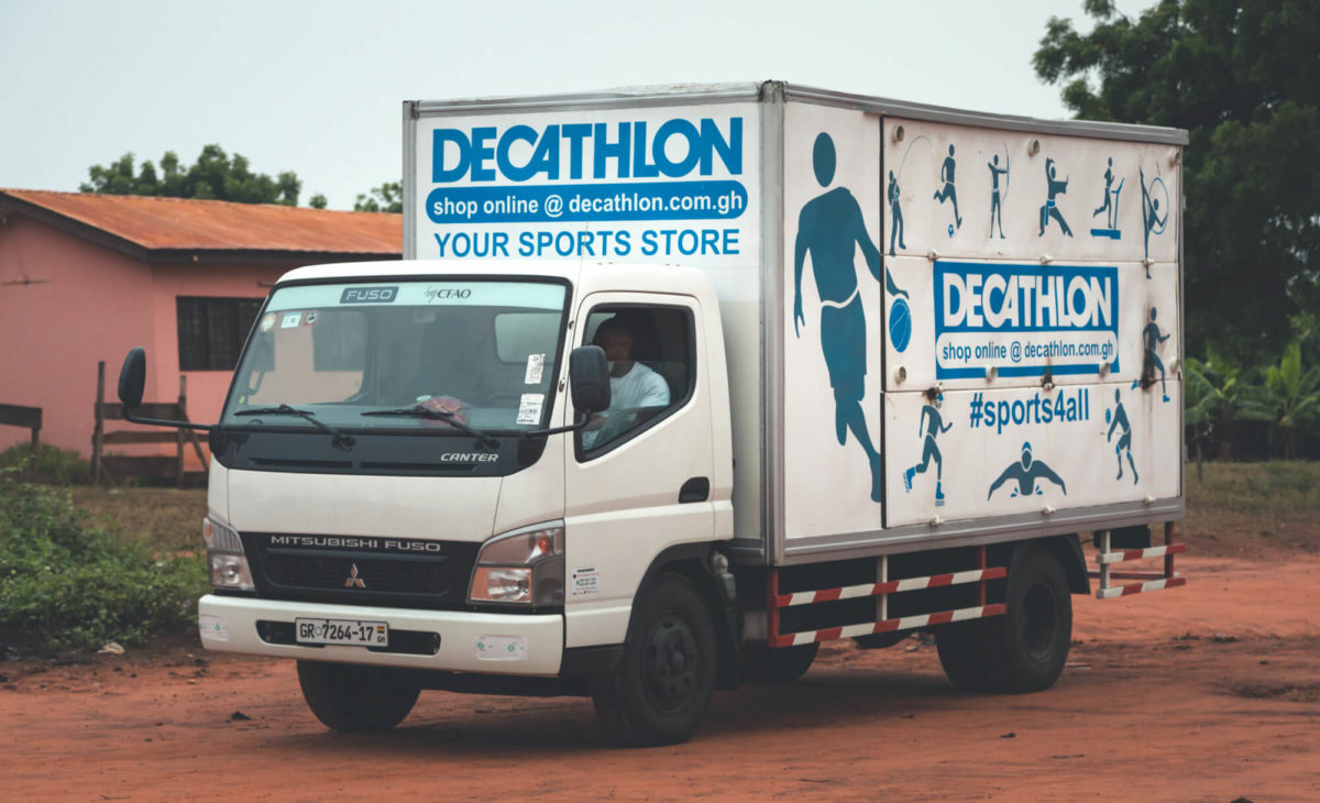Be where we are needed - Decathlon United